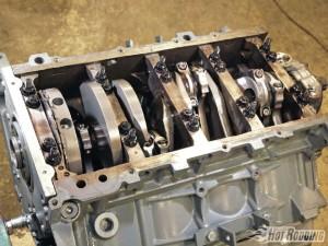 Ls engine crank