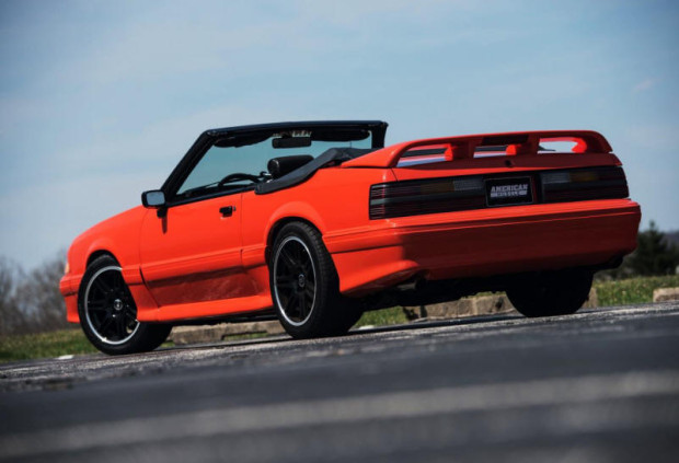 Fox Body Convertible Cobra Mustang
