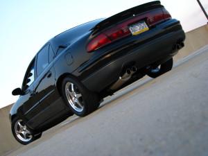 black buick
