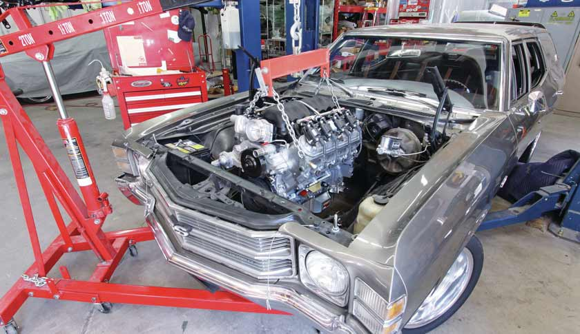 Classic Car Engine Rebuild Cost