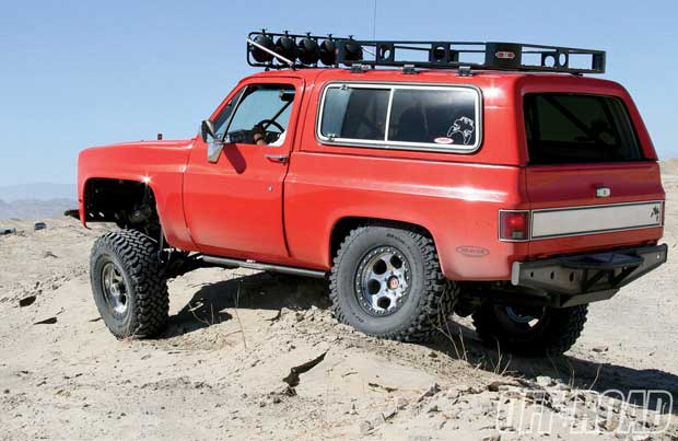Ford Bronco likewise E Dbf C B B A E further B E B De A C Bac Grande in addition D Trophy Stepside Chevy Pickup besides Prerunner Chevy. on chevy k5 blazer prerunner