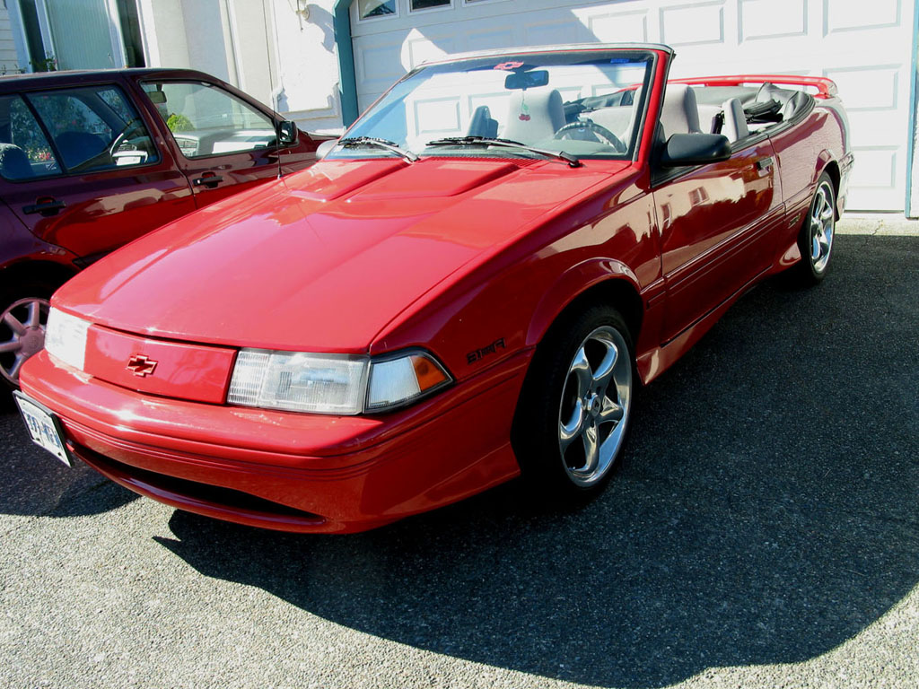 Cavalier 1992 chevrolet cavalier z24 : 5 Things That Make The Cavalier Z24 The Ultimate Super Sleeper