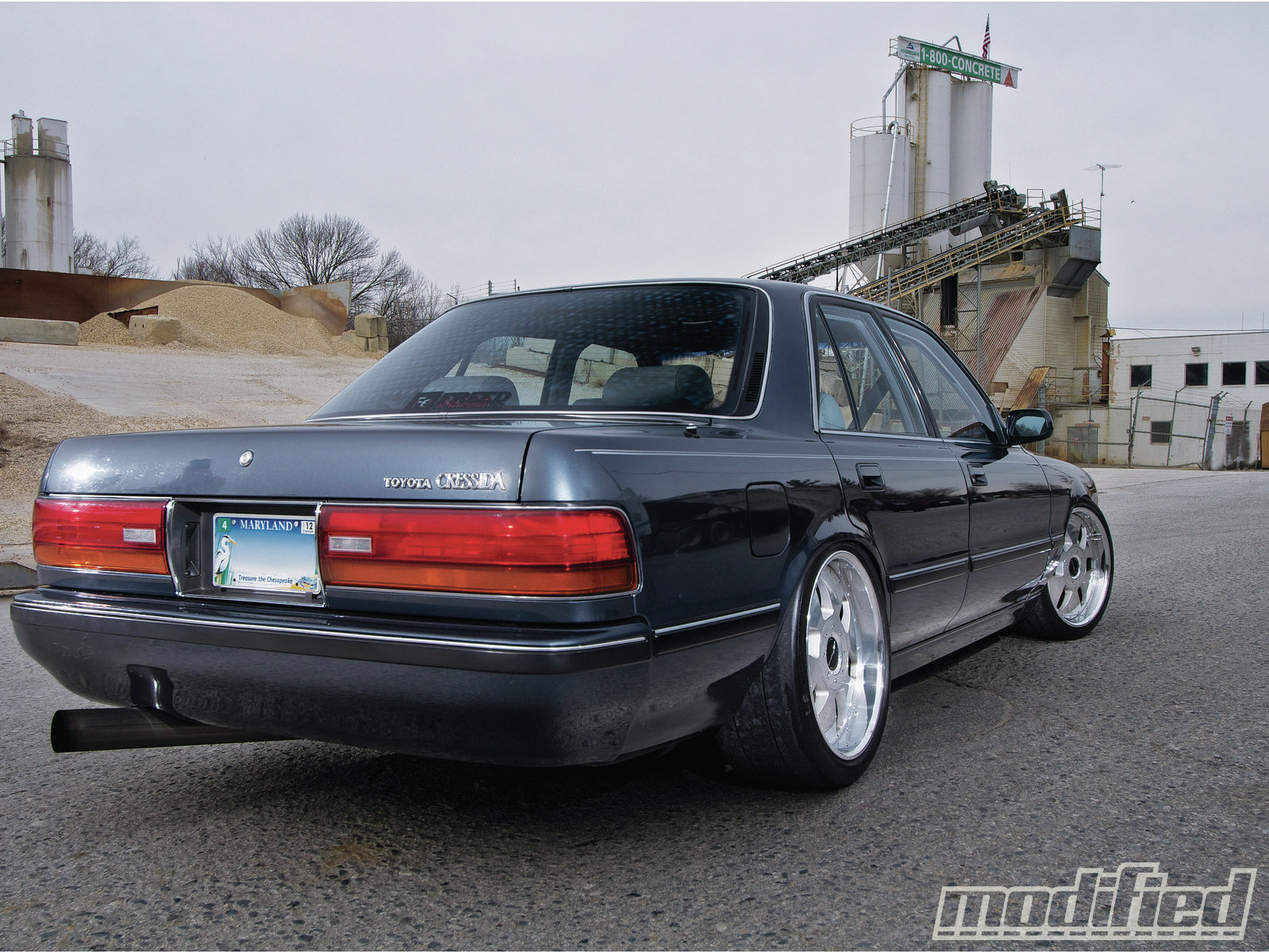 Mx83 Cressida on 1uz engine cressida