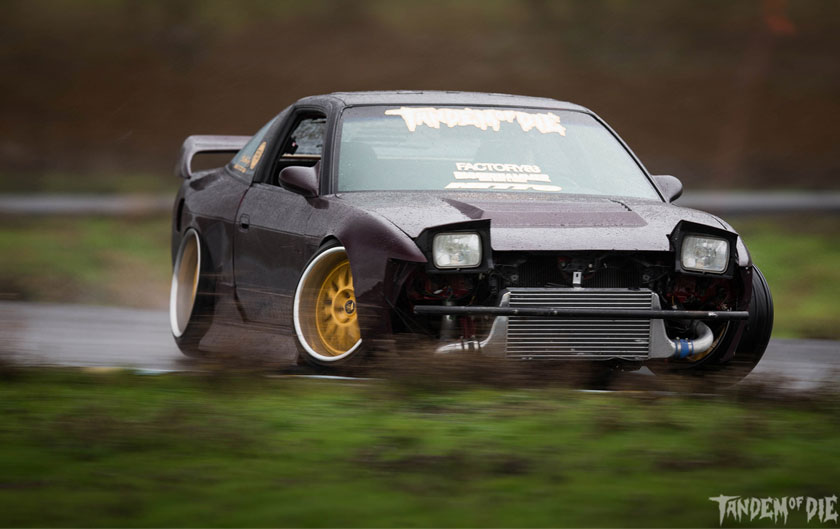 Images Of Cars And Trucks >> Nissan S13: 4 Reasons Why it's so Good at Drifting