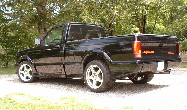Out Of All The Sports Trucks In 90s I Think Syclone Is Coolest It Was A Light Duty Truck Which Meant Weighed Less Than 454ss And