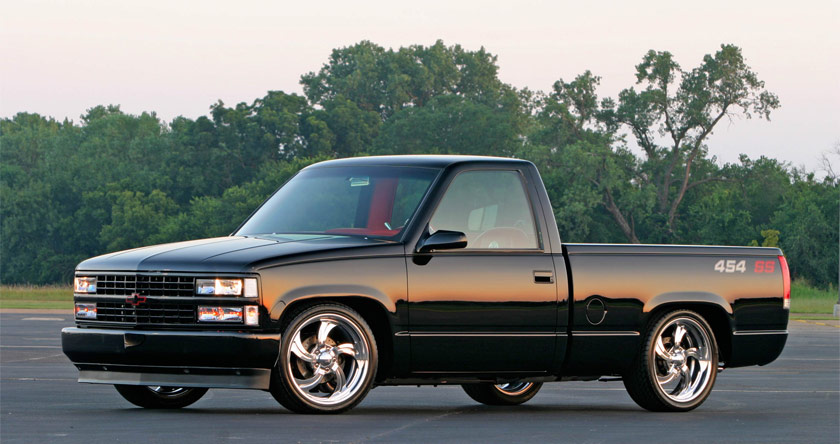 90's Sport Trucks, An Industry Fail | 454SS, Lightning ...