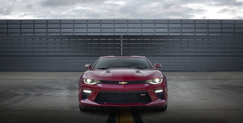 2016 Chevrolet Camaro SS 011.0 2016 camaro redesign our thoughts 2016 Camaro SS White at fashall.co