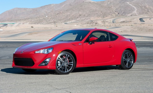 Red Scion FRS