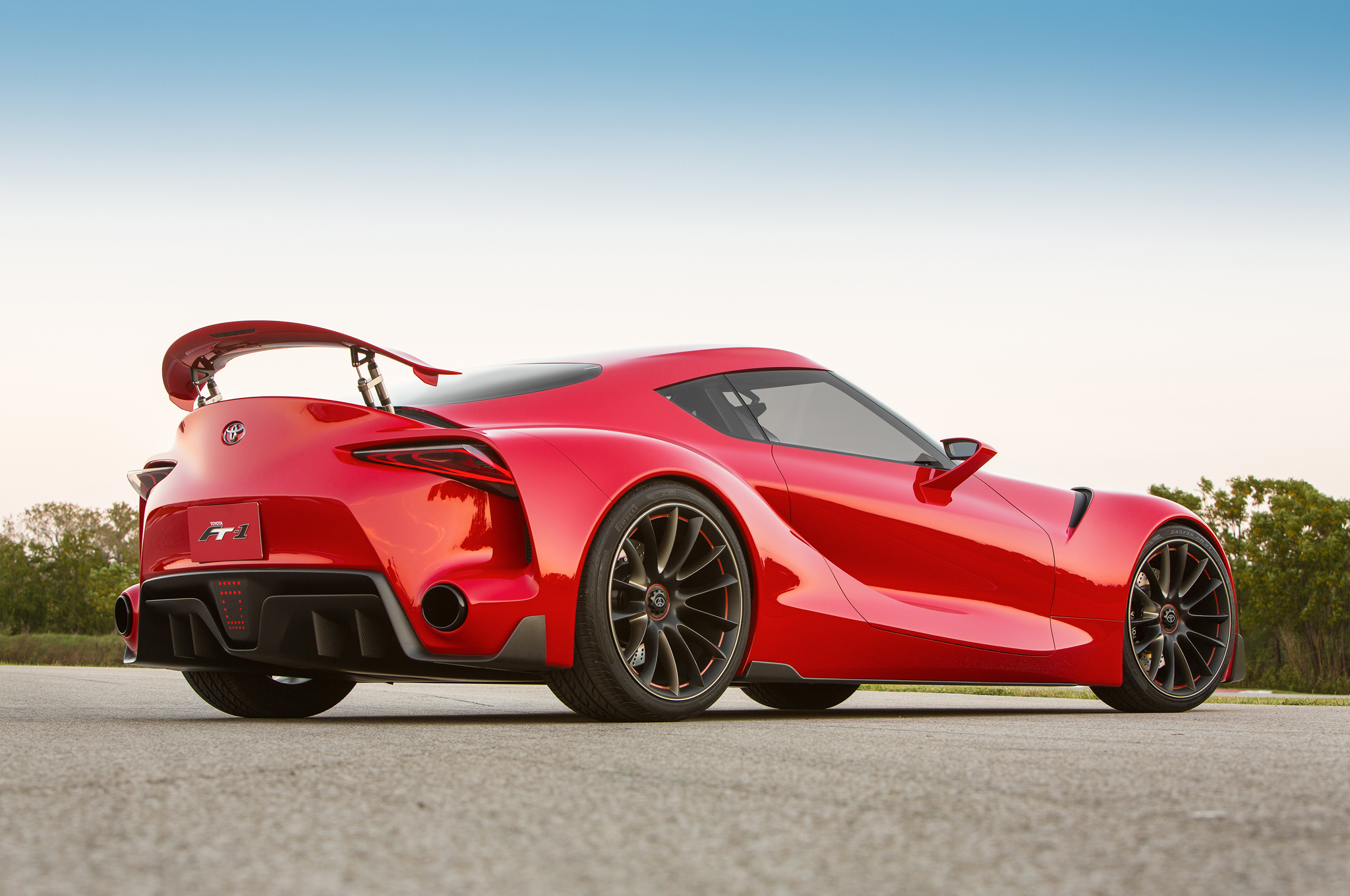 Toyota FT-1: A Closer Look.