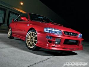 Subaru 2.5RS