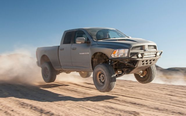 Ram Runner off road