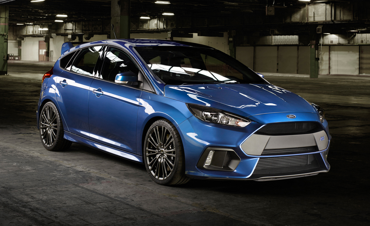 auto redesign rs trend review first ford focus price and drive car