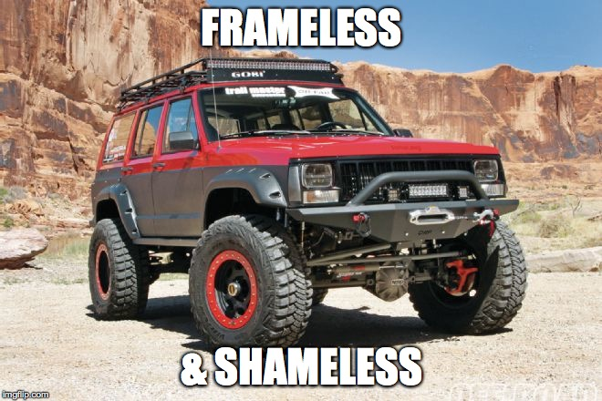 2 Things That Seriously Suck About XJ Cherokee's