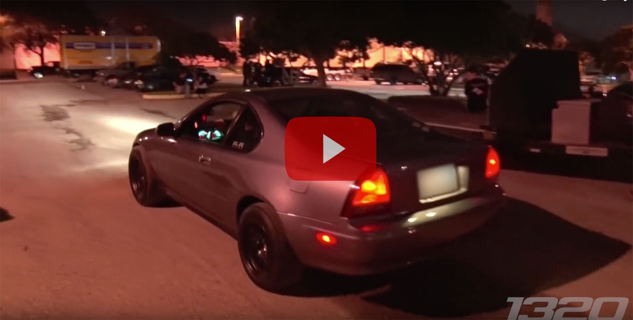 700hp Honda Runs The Streets Texas Street Racing Dust Runners Automotive Journal