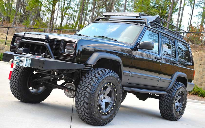 Jeep Cherokee Xj >> 5 Things That Make The Xj Cherokee The Best Jeep Ever