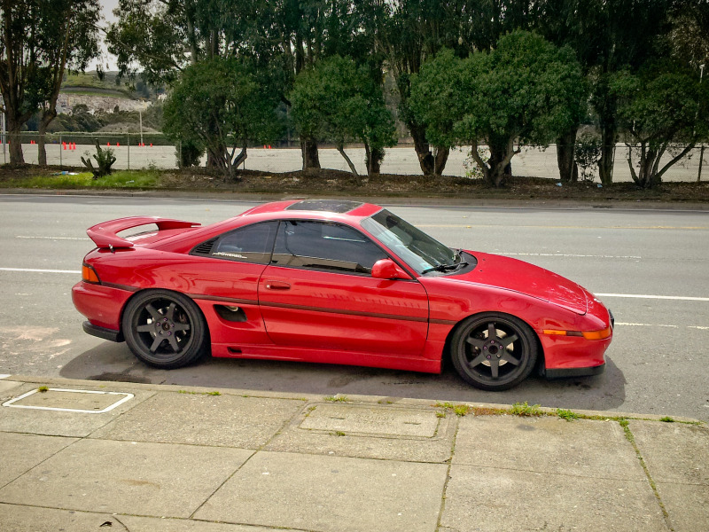 SW20 MR2 Turbo