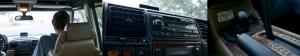 inside discovery ii trim radio brake shifter leather seats
