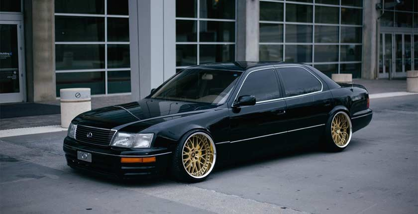 Lexus LS400