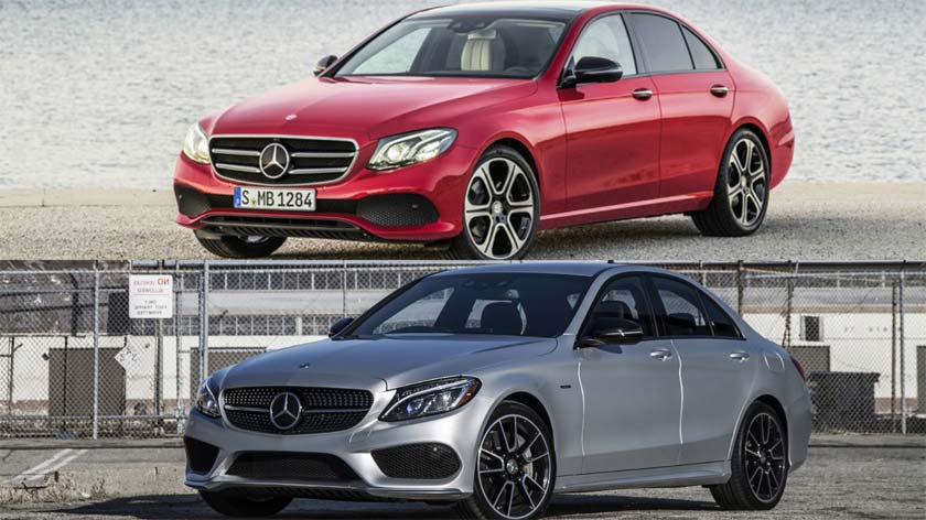 CClass Vs EClass Which One Is Better For You - 2014 mercedes benz e class 2 door convertible dealer invoice
