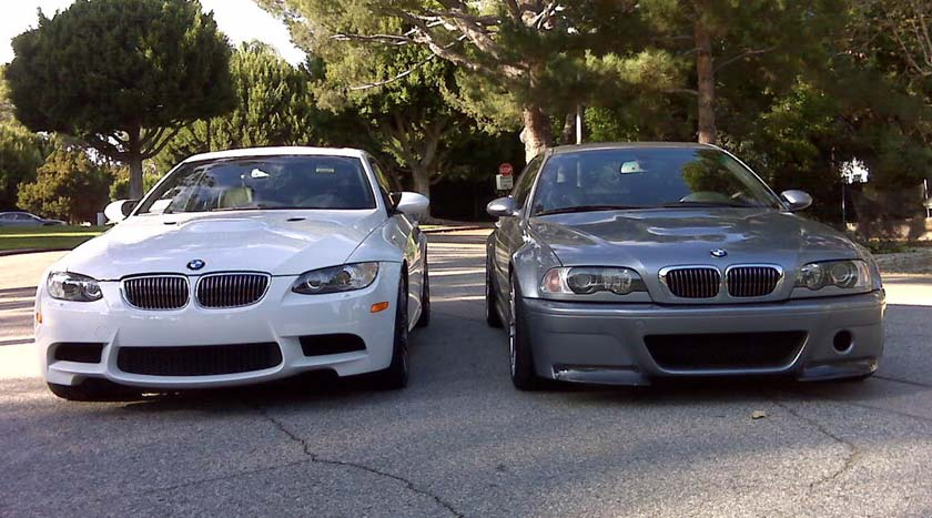 Image result for e92 vs E46