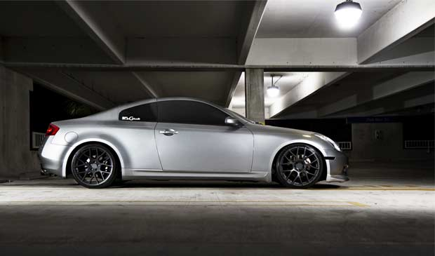 2003 Infiniti G35 Coupe >> G35 vs 350Z: Which One is Actually Better and Why?