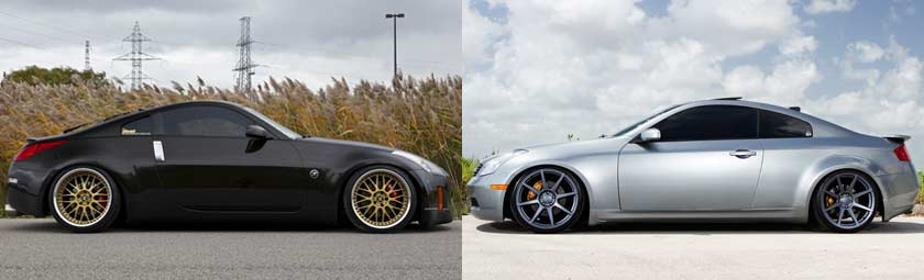Infiniti G35 Vaydor >> G35 vs 350Z: Which One is Actually Better and Why?