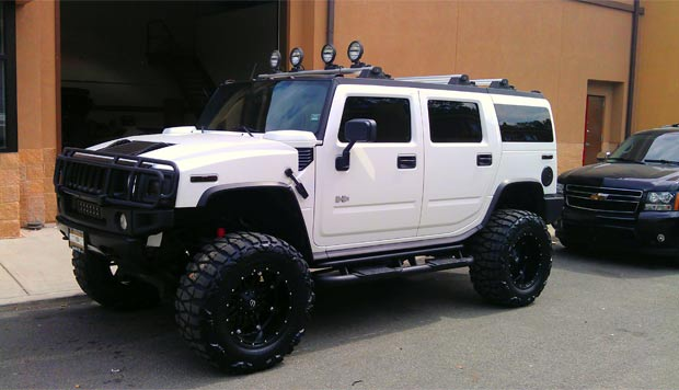 Hummers For Sale >> Hummer H2 vs H3: Which One is Actually Better?