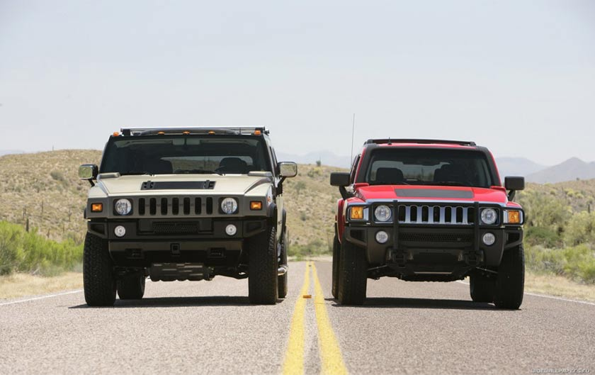 Hummer H2 Vs H3 Which One Is Actually Better