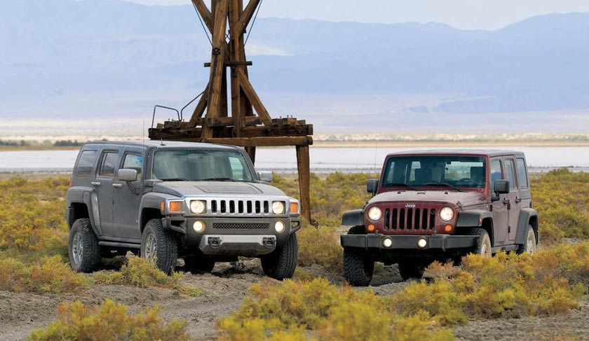 Hummer Vs Wrangler >> Hummer Vs Jeep: Which One is Actually Better?