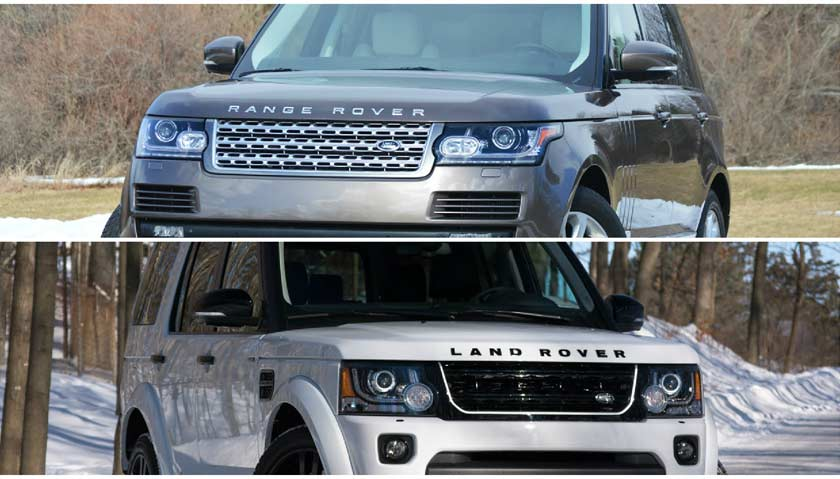 Range Rover Vs Land Rover >> Land Rover Vs Range Rover What S The Difference