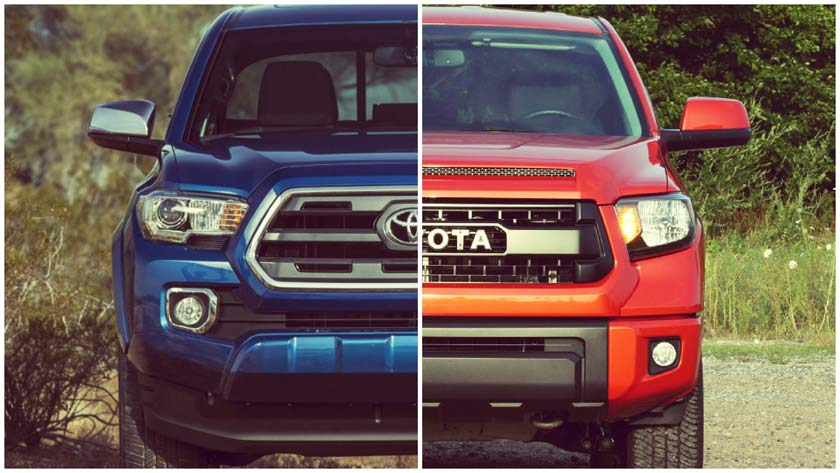 Tacoma Vs Tundra >> Tacoma Vs Tundra Which Is Better For Your Needs
