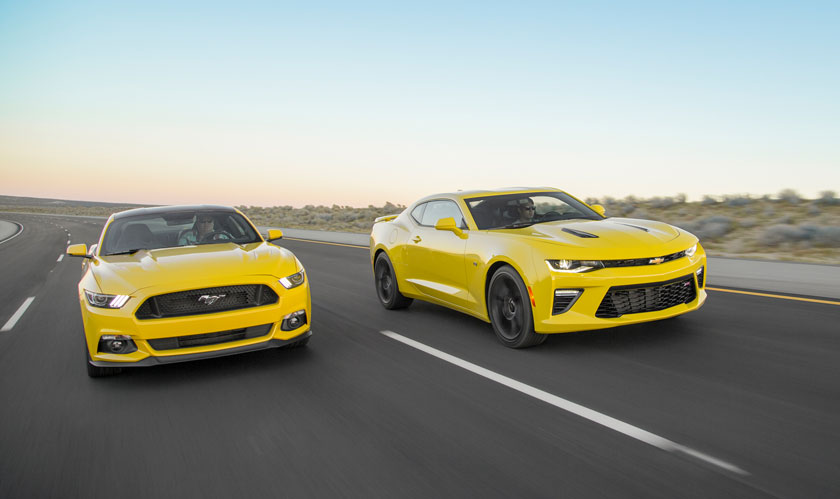 Mustang Vs Camaro >> Camaro Vs Mustang Which One Is Actually Better