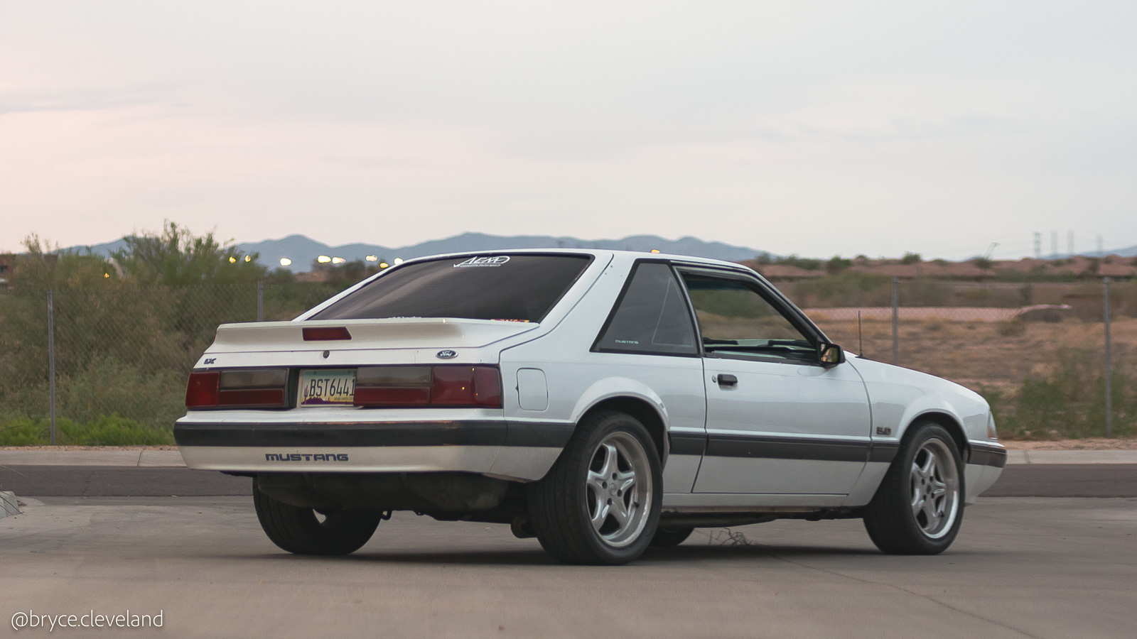 Whether you love or hate the style of the fox body youll probably agree that its interesting but it doesnt really resemble mustangs of the past