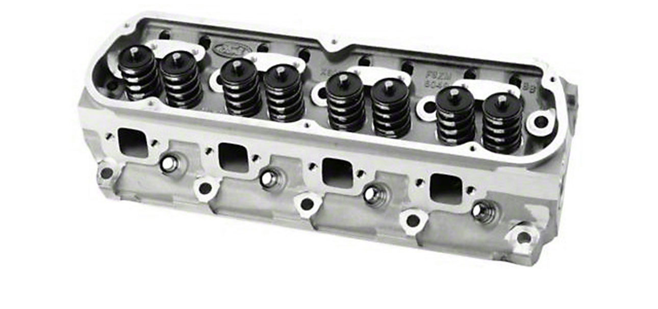 2017 Top 6 Best Cylinder Heads for Fox Body Mustang