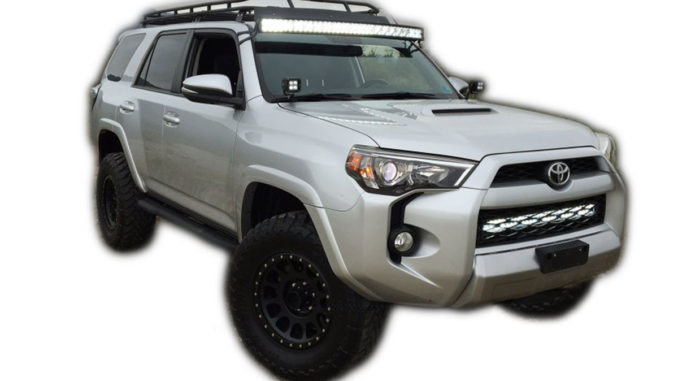 Best Year 4runner >> 2019 Best Toyota 4runner Led Light Bars For Sale