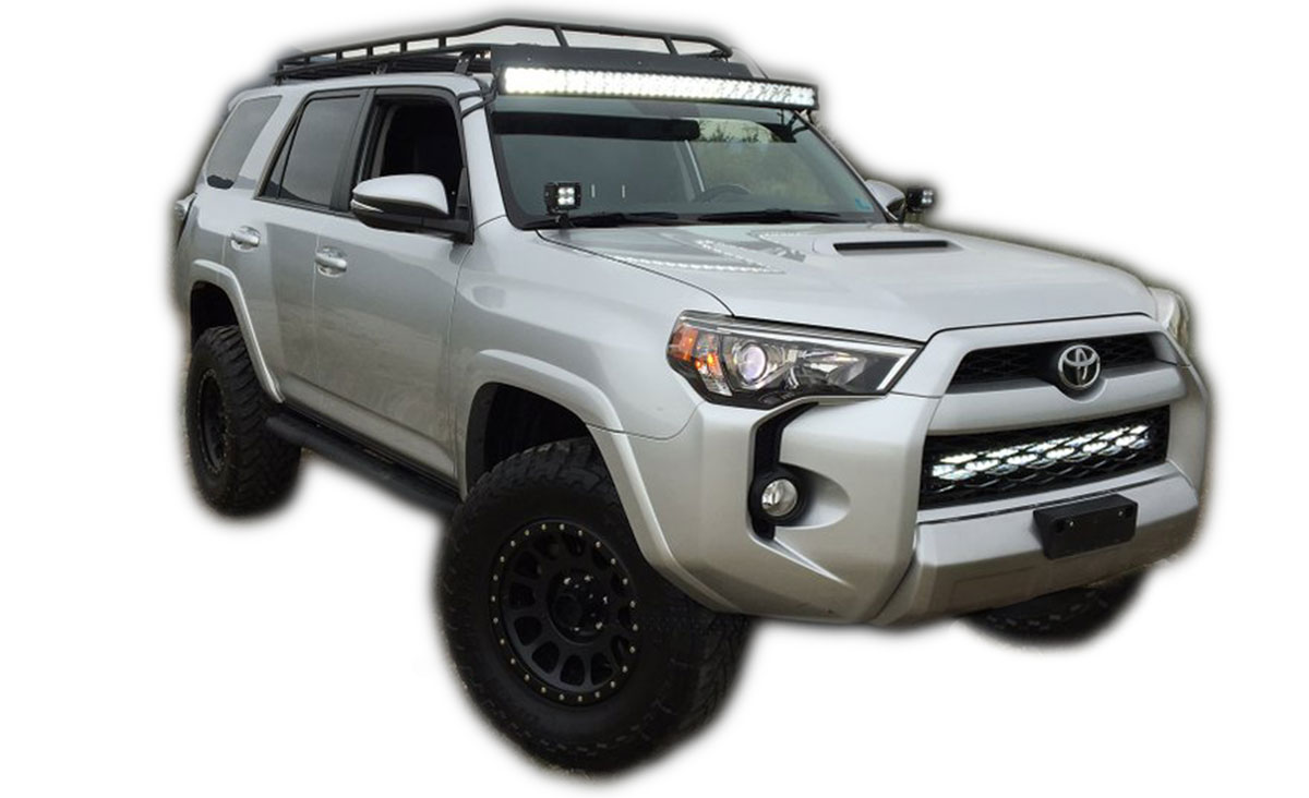 Led Light Bar For Trucks >> 2018 Best Toyota 4Runner LED Light Bars for Sale
