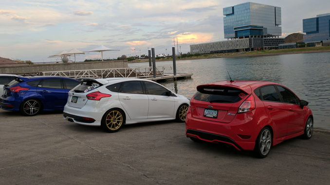 Fiesta St Vs Focus St Which Hot Hatch Is Actually Better Dust