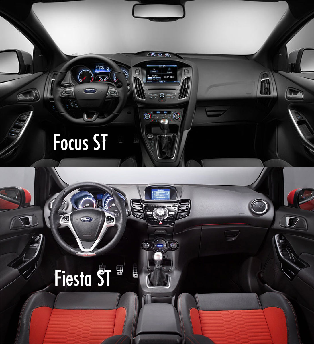 Fiesta St Vs Focus St Which Hot Hatch Is Actually Better
