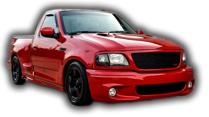 ford lightning one of the coolest trucks in history