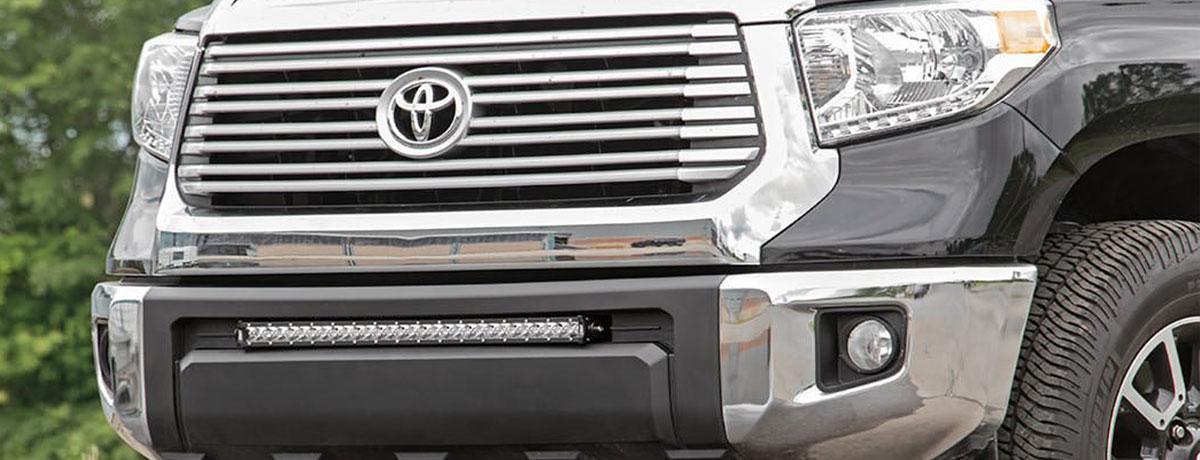 2018 Best Toyota Tundra LED Light Bars for Sale