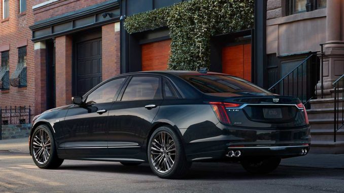 First Look All New Cadillac Ct6 V Sport