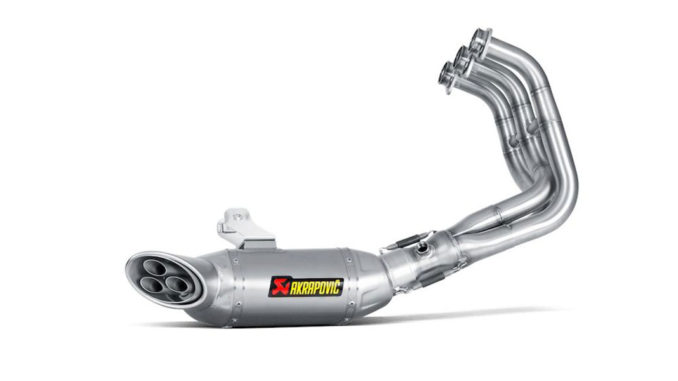 2019 Top 5 Best Exhaust Systems for Yamaha FZ09 MT09