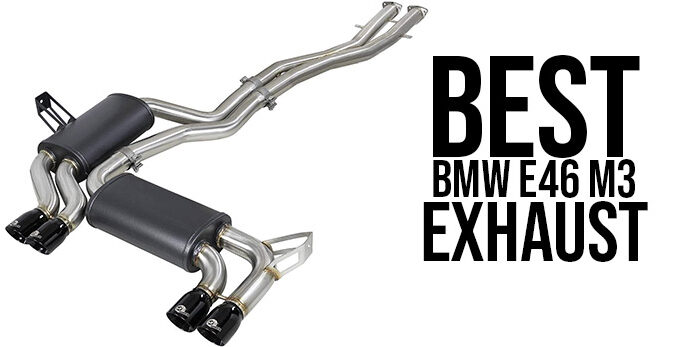 best exhaust systems for bmw e46 m3
