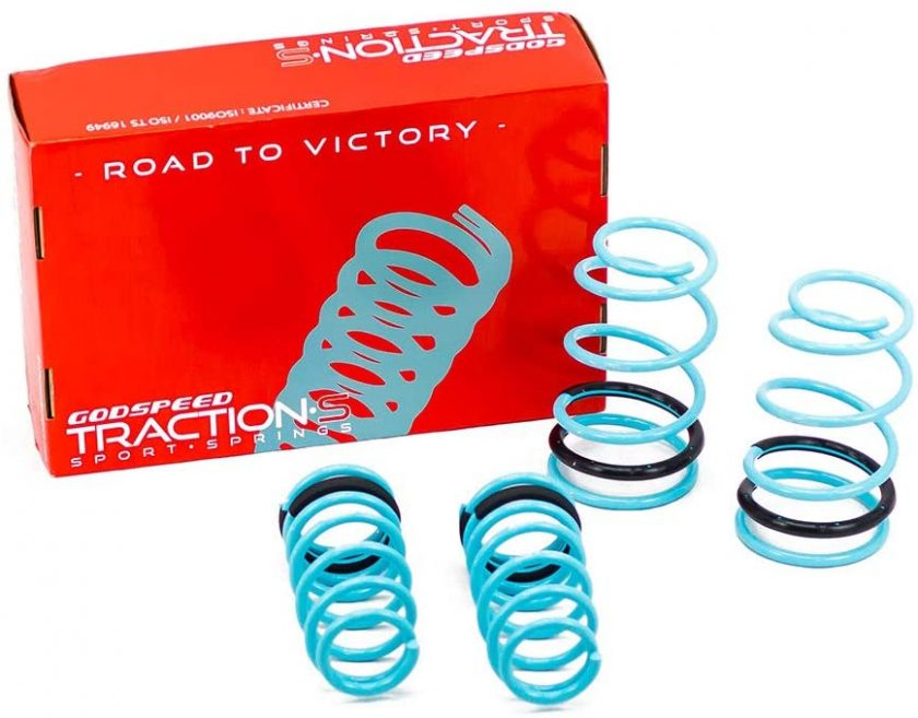 Godspeed Project Lowering Springs