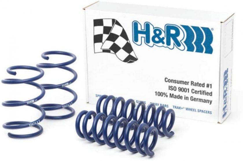 bmw f80 m3 lowering springs H&R Sport Springs